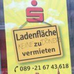 Rassistische Schmiererei in der Trappentreustraße, Teil 2. Foto: a.i.d.a.