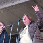 31. Januar 2014 bis 2. Februar 2014 - Swoboda Aktivisten beim Münchener