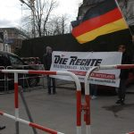 5. Kundgebung Schlodererplatz. Foto: Robert Andreasch