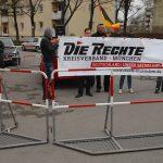 11. Kundgebung Kollwitzstraße/Ecke Wundstraße. Foto: Robert Andreasch