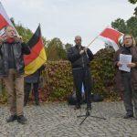 Karl Richter (l.), Björn-Christopher Balbin (m.) und Renate Werlberger (r.). Foto: Benny Neudorff
