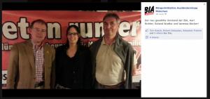 28. Juni 2013 - BIA - Neuer Vorstand bekanntgegeben