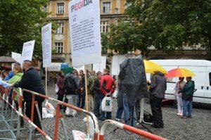 29. August 2015 - NPD - Kundgebung