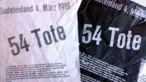 Einige der am Goetheplatz verklebten Plakate. Foto: a.i.d.a.